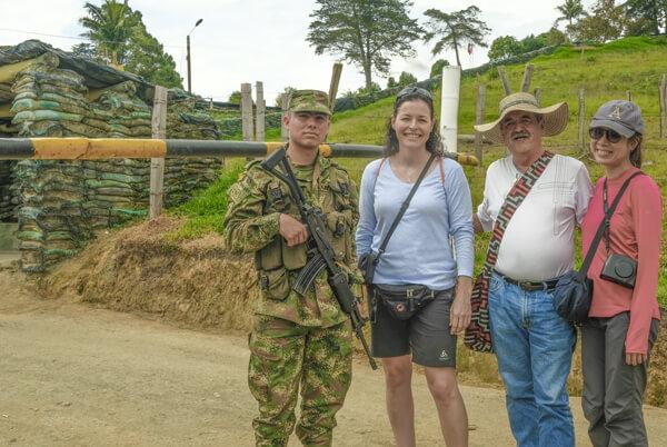 peace tour, experiencia cafetera, coffee tour, quindio, genova, colombia travel