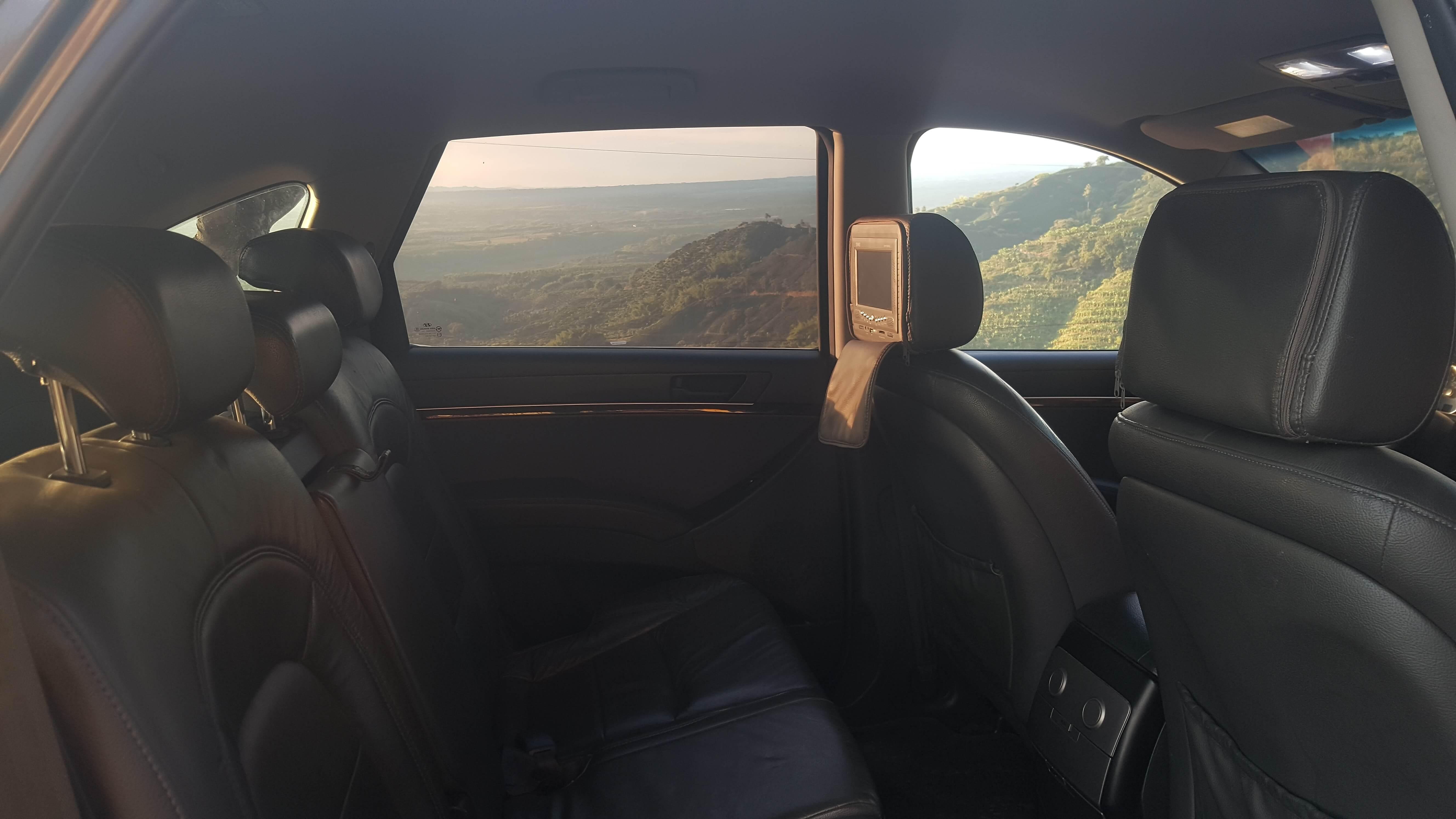 Transporte desde Armenia a Buenavista o Pijao
