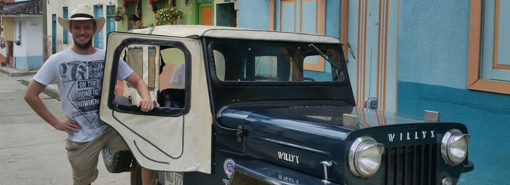 Transporte desde Bambusa a Buenavista o Pijao